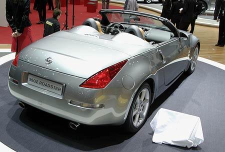 �eneva �iv�: Cabrio of the year 2005