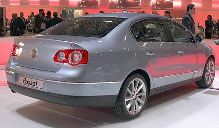 Prvn� dojmy: Volkswagen Passat (�eneva �iv�)