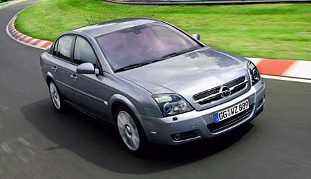 Opel Vectra 2005: zlepšení prodeje na obzoru?