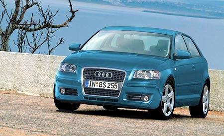 Audi A3 s novou tváří