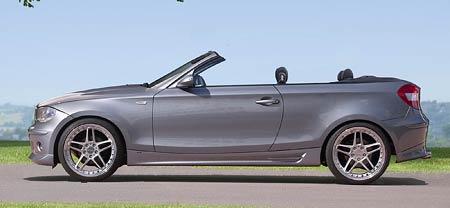 Další studie od našeho čtenáře: BMW 1 Cabrio