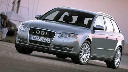 Audi: Nulový leasing na modely A4/S4