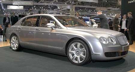 Bentley v Ženevě: luxus s lidskou tváří