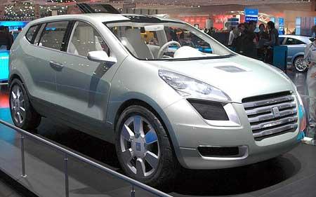 Ženeva živě: GM Sequel - hybridní budoucnost