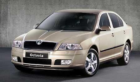 Škoda Octavia II: Tovární tuning kit