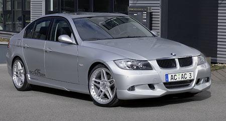 AC Schnitzer BMW 3: vrchol dokonalosti?