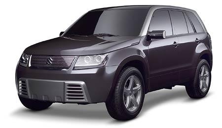Suzuki Concept-X2: nová filosofie, nový vůz