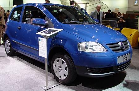 Volkswagen Fox: první dojmy z Lipska
