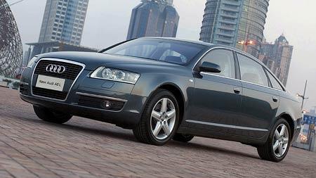 Audi A6L: více místa pro Číňany