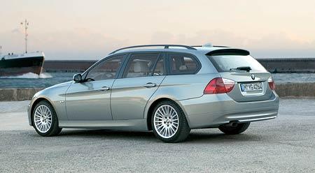 BMW: filtr pevných částic jako standard