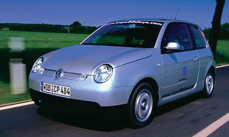 Volkswagen Lupo 3L: třílitrová technika podrobně