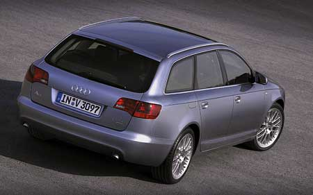 Nové Audi A6 Avant od 1 189 900 Kč