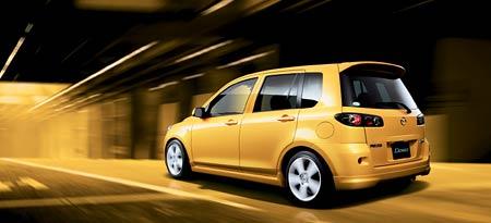 Mazda 2/Demio: Facelift