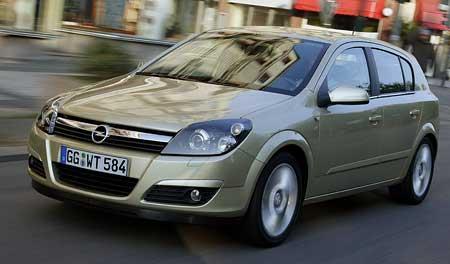 Opel Astra 1.3 CDTI(66 kW): se spotřebou 4,8 l/100 km