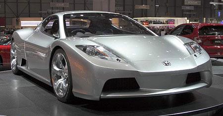 Honda NSX končí po 15 letech výroby