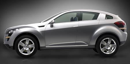 Chevrolet T2X: korejský crossover