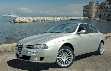 Výprodej vozů Alfa Romeo 156