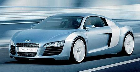 Supersport od Audi snad příští rok