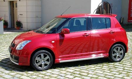 Suzuki Swift: první dojmy a české ceny