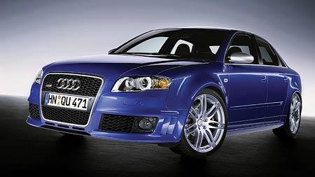 Audi RS4 také s naftou?