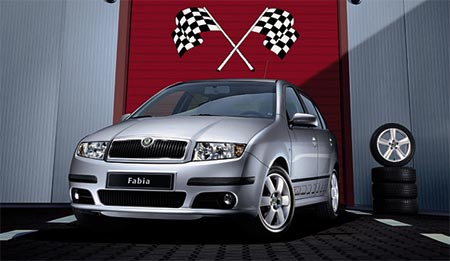 Akční modely Škoda Fabia Sportline, Spirit a Tour de France
