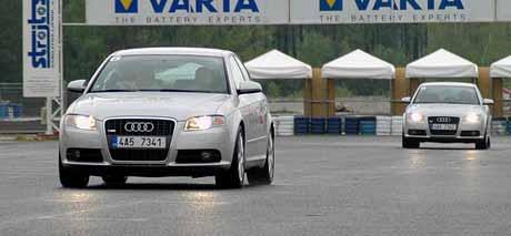Audi Training 2005
