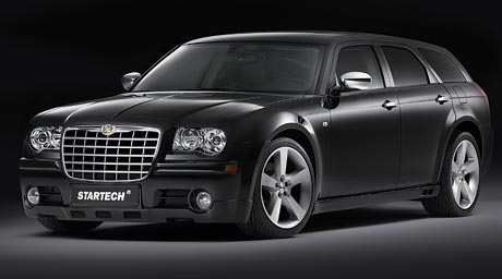 Chrysler 300C Touring od Startechu: svalovec