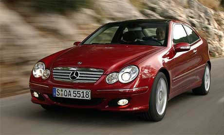 Mercedes-Benz C Sportcoupé bez nástupce