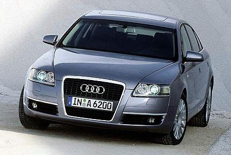 Audi A6 s upraveným čtyřválcem 2.0 TFSI