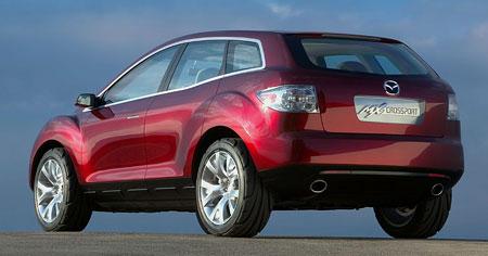 Mazda MX-Crossport: studie sportovního SUV