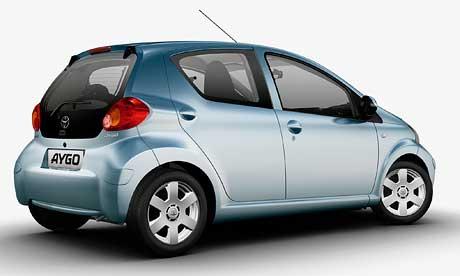 Toyota Aygo – české ceny
