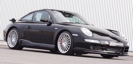 Hamann Porsche 911 – elegantní dravec