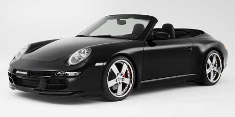Rinspeed Porsche 997 Gullwing: Vítr v zajetí