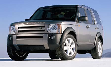 Auto roku 4x4 v ČR: triumf pro Land Rover Discovery