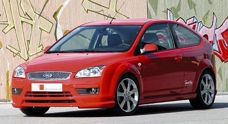 Ford Focus Sport v limitované edici Roman Kresta