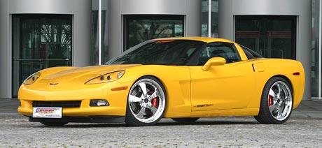 Geigercars.de � Corvette C6 ostr� jako b�itva