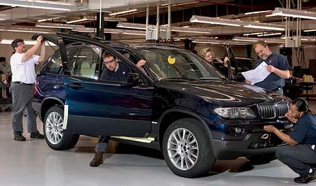BMW X5: 500.000 kusů