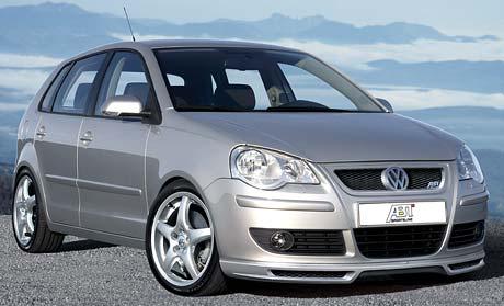 Faceliftovaný Volkswagen Polo od ABT