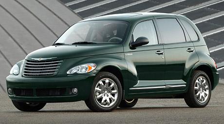 Chrysler PT Cruiser po plastice