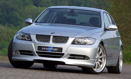 Koně navíc pro BMW 320d od Hartge