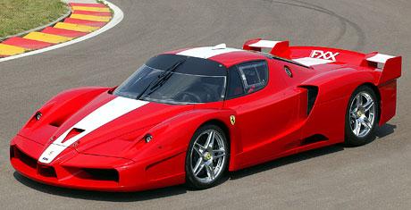 Ferrari FXX: testovac�m jezdcem za 1,5 milionu eur