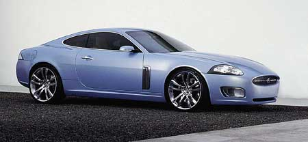 Jaguar Advanced Lightweight Coupe: budoucnost patří aluminiu