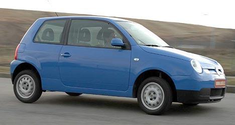 Volkswagen Lupo 3L končí!