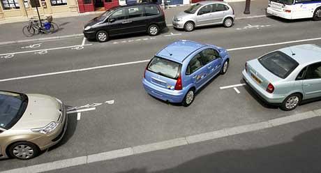Citroën C3 City Park: budoucnost parkování