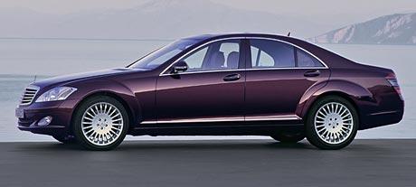 Nový Mercedes-Benz S: high-end v novém