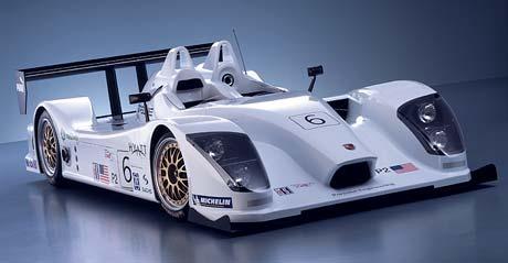 Nový sportovní prototyp Porsche pro sérii American Le Mans