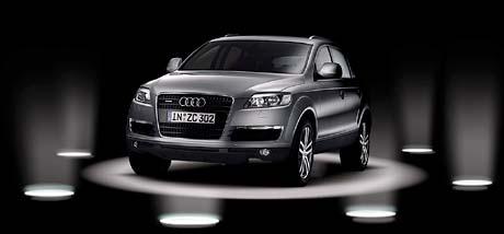 Audi Q7: odhalování pokračuje