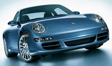 Akční model Porsche 911 S: jen pro členy klubu