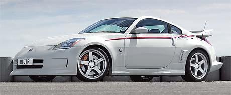 Goodwood: 2x tovární tuning pro Nissan