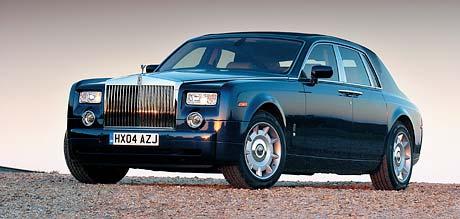 Speciální edice Rolls-Royce Phantom